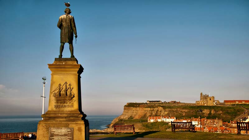 Captain Cook Whitby