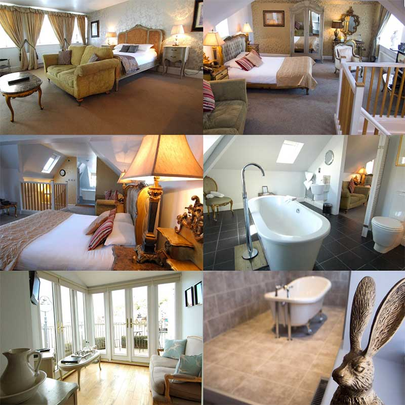The Marine Boutique Hotel in Whitby