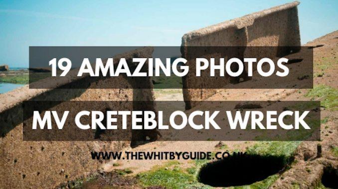 MV Creteblock Shipwreck