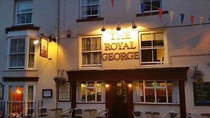 The Royal George Staithes