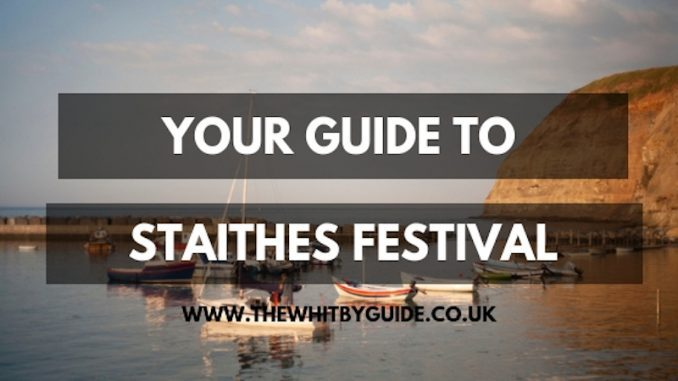 Your Local Guide To Staithes Festival