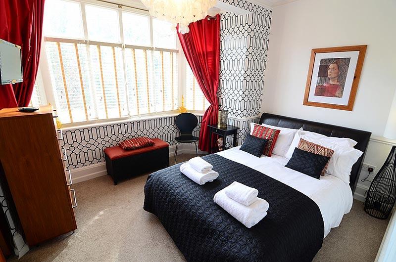 The Woodlands Hotel in Sandsend