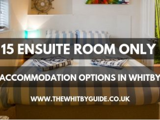 15 Ensuite Room Only Accommodation Options in Whitby - Header