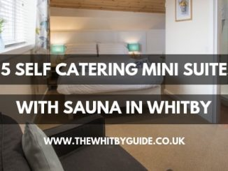 15 Self Catering Mini Suites With Sauna in Whitby - Header