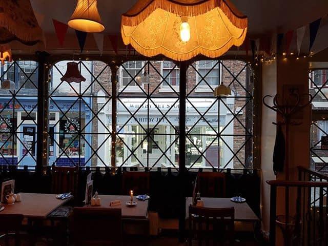 The Blitz Café & Tapas Review Whitby