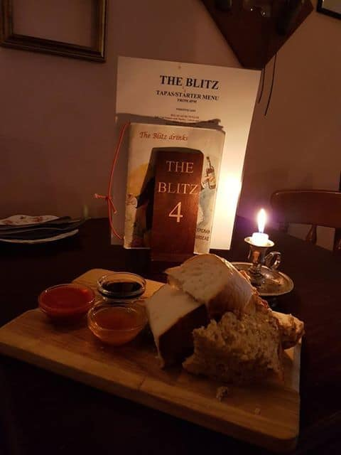 The Blitz Café Tapas Whitby