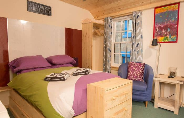 Captain's Rest; 15 Self Catering Mini Suites With Sauna in Whitby