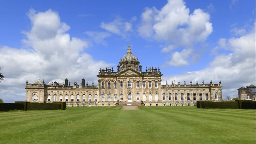 Castle Howard; Top 5 Winter Experiences in North York Moors