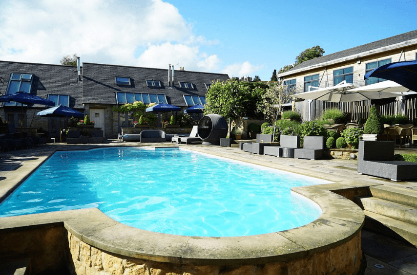 Feversham Arms Hotel in Helmsley; Top 5 Winter Experiences in North York Moors