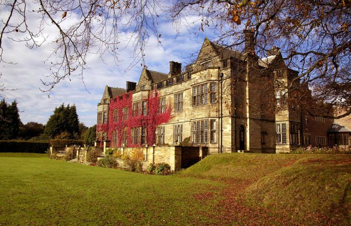 Gisborough Hall; 10 Unique New Year Breaks In The North York Moors