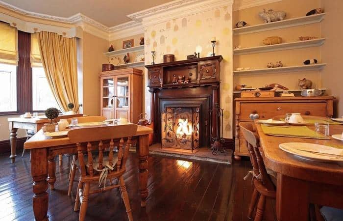Overdale Guest House; 10 Unique New Year Breaks In The North York Moors