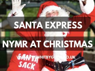 Santa Express NYMR at Christmas