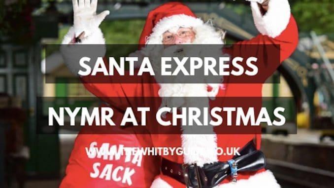 Santa Express NYMR at Christmas