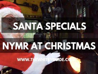 Santa Specials NYMR at Christmas