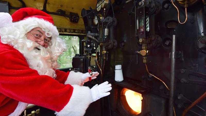 Santa Specials NYMR