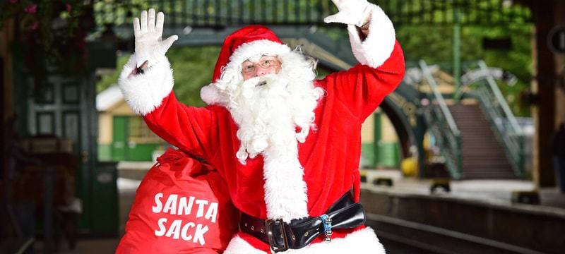 Santa Specials Pickering 2018; Upcoming Autumn & Winter NYMR Events