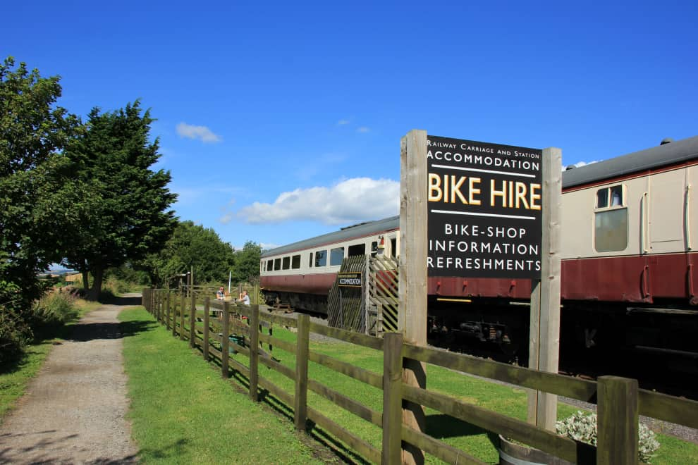 Scarborough to Whitby Railway; Top 5 Winter Experiences in North York Moors