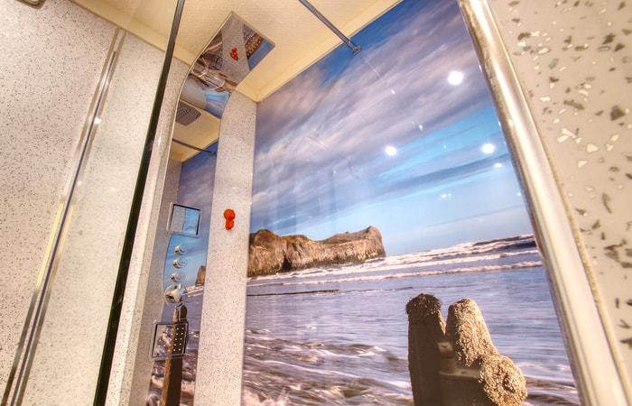 Sea Breeze 6; 15 Self Catering Mini Suites With Sauna in Whitby