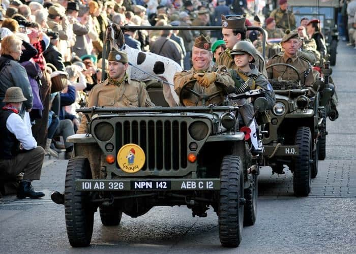 The Importance of the Railway in Wartime; Top 5 Things to Do in Autumn In The North York Moors