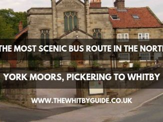 The Most Scenic Bus Route In The North York Moors, Pickering To Whitby