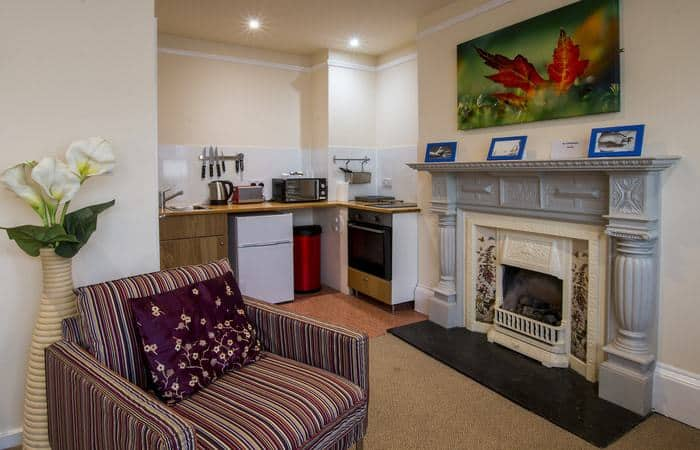 Town House 2; 15 Self Catering Mini Suites With Sauna in Whitby