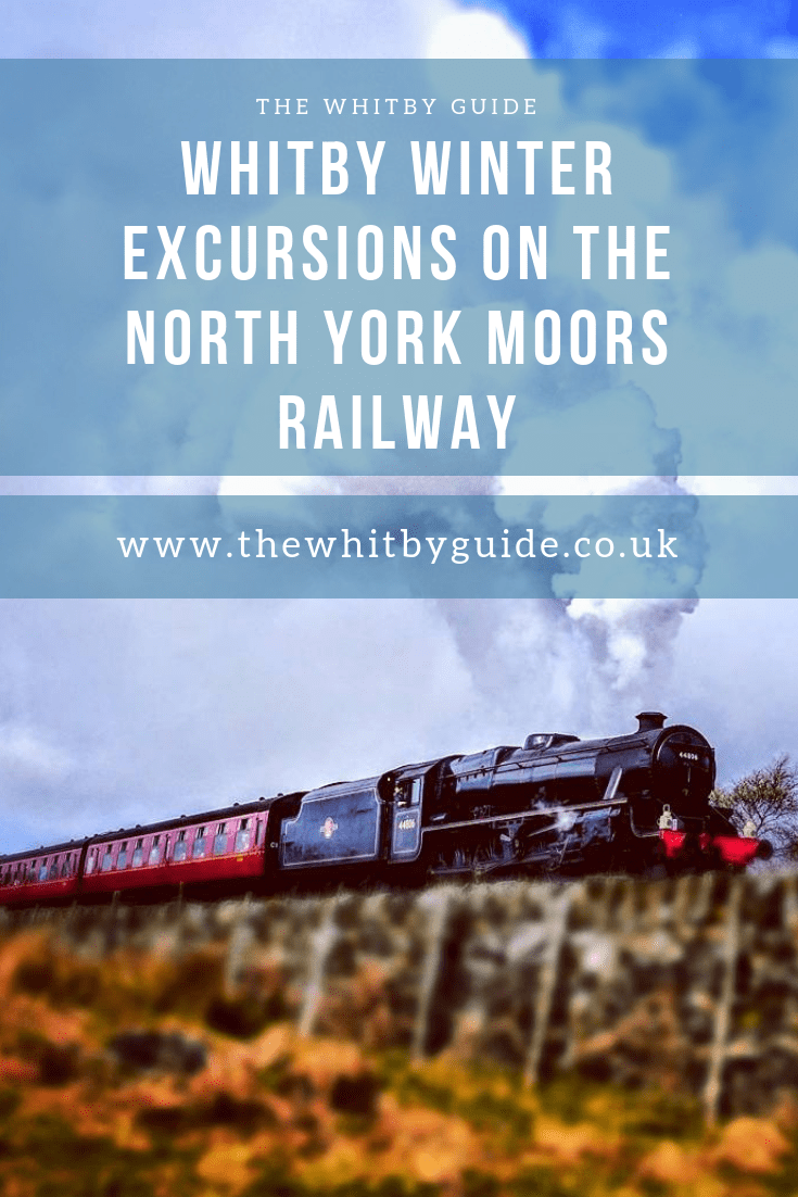 Whitby Winter Excursions on the North York Moors Railway