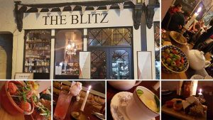 The Blitz Café & Tapas in Whitby