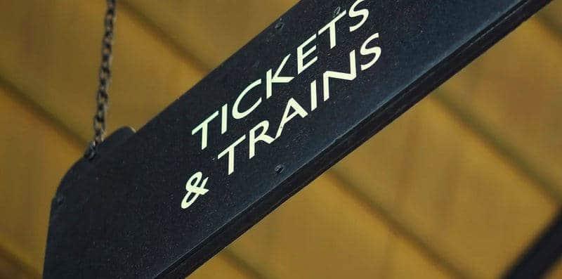 All aboard the Halloween Train