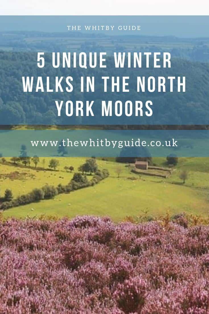 5 Unique Winter Walks In The North York Moors