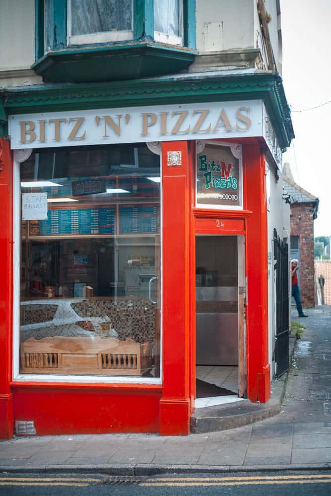 Bits 'N' Pizzas, Whitby Takeaways; The Best Takeaways In Whitby