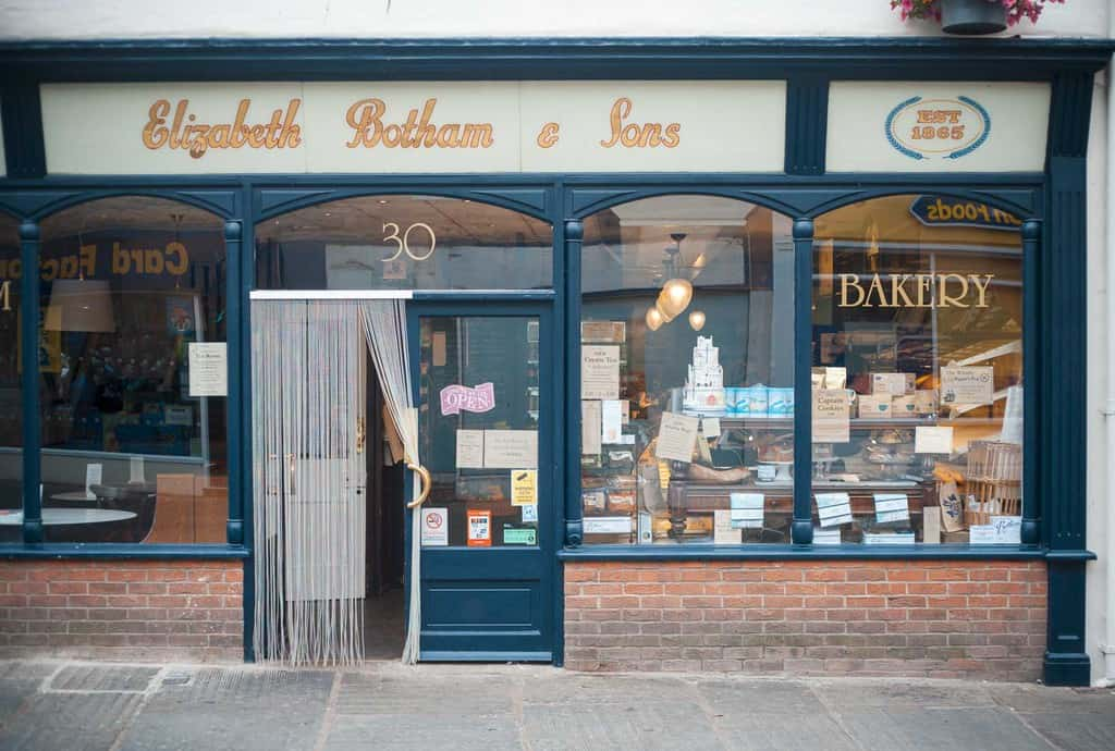 Bothams of Whitby, Christmas Shopping In Whitby; Find The Best Christmas Gifts In Whitby