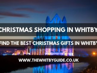 Christmas Shopping In Whitby; Find The Best Christmas Gifts In Whitby - Header