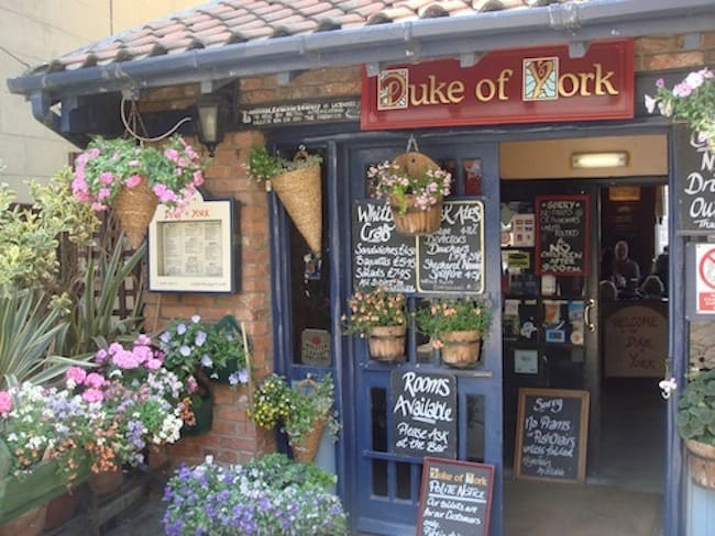 Duke of York, Christmas Shopping In Whitby; Find The Best Christmas Gifts In Whitby