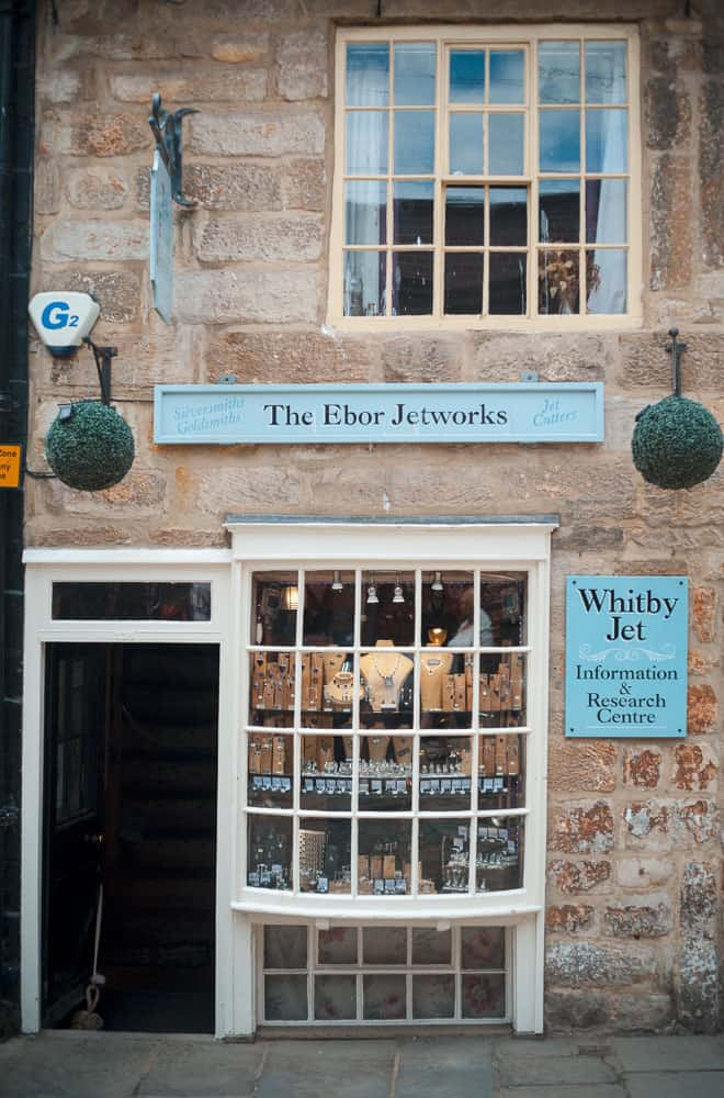 Ebor Jetworks, Whitby Jet Shops; Where To Buy Authentic Whitby Jet
