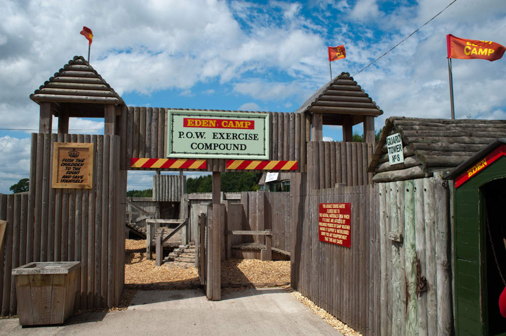 Eden Camp; Plan Your Visit To This Iconic Attraction In North York Moors