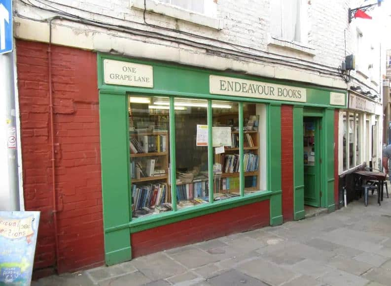 Endeavour Books; Explore The Secret Streets of Captain Cook District In Whitby