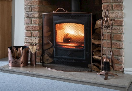 Fireside Accessories from Baytree Interiors; Explore The Secret Streets of Captain Cook District In Whitby