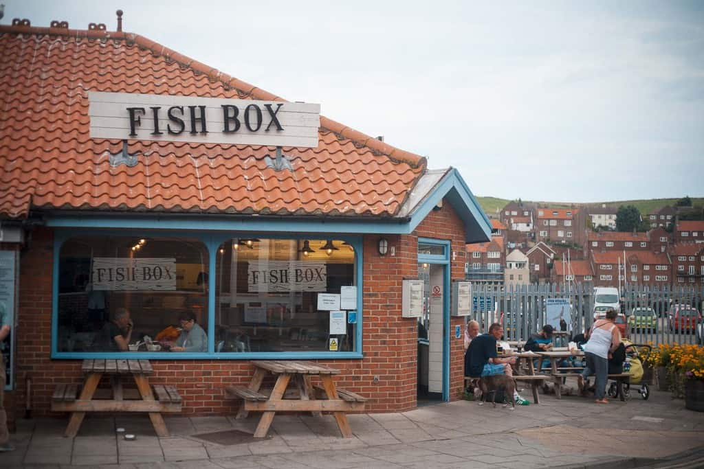 Fish Box, Whitby Takeaways; The Best Takeaways In Whitby
