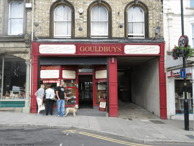 Gouldbuys Jewellers, Whitby Jet Shops; Where To Buy Authentic Whitby Jet