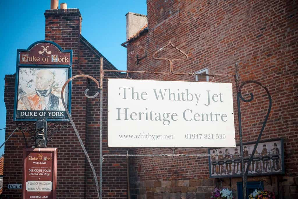 Heritage Jet, Whitby Jet Shops; Where To Buy Authentic Whitby Jet