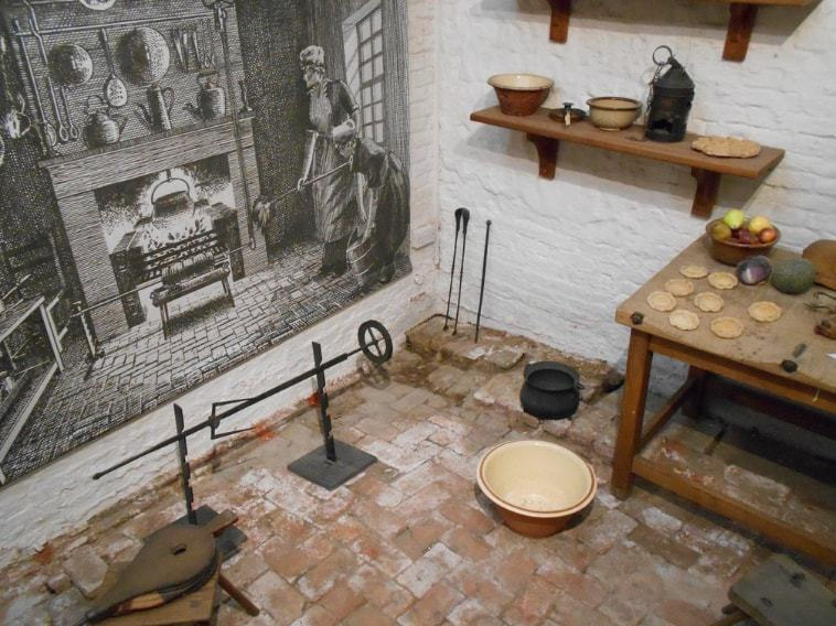 Inside Captain Cook's Museum; Explore The Secret Streets of Captain Cook District In Whitby
