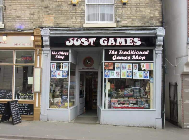 Just Games; Explore The Secret Streets of Captain Cook District In Whitby