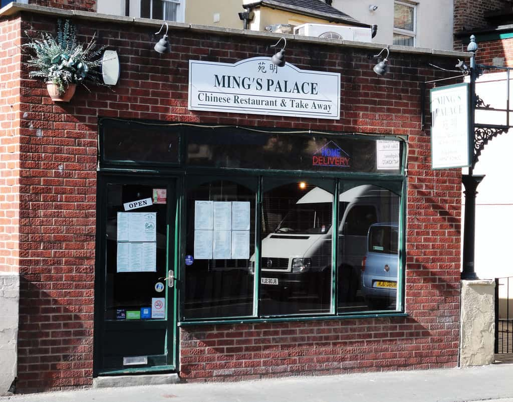 Ming's Palace, Whitby Takeaways; The Best Takeaways In Whitby