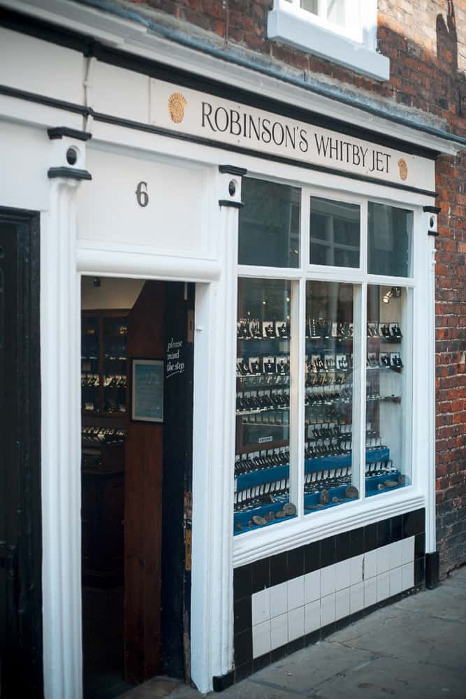Robinson's Whitby Jet, Whitby Jet Shops; Where To Buy Authentic Whitby Jet