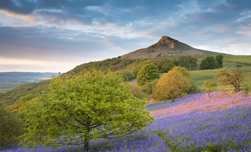 Roseberry Topping; 10 Stunning Christmas Walks In North Yorkshire For Your Enjoyment