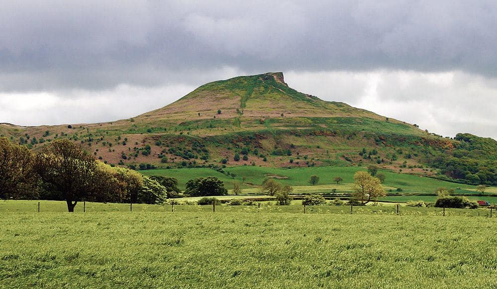 Roseberry Topping; 5 Unique Winter Walks In The North York Moors