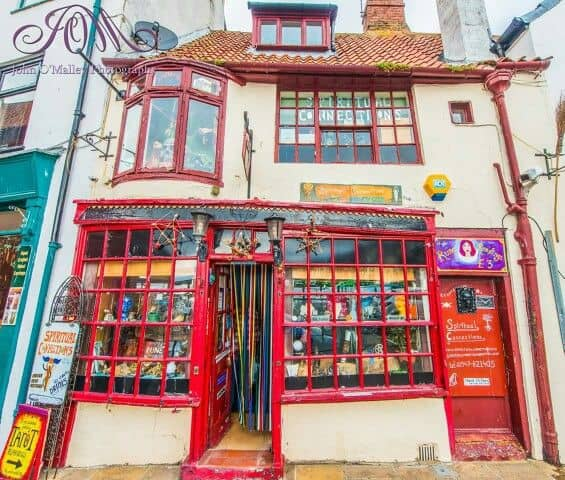 Spiritual Connection; Explore The Secret Streets of Captain Cook District In Whitby