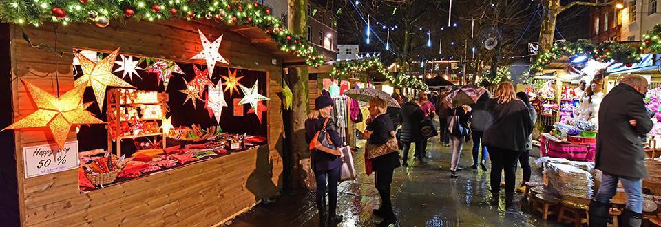 St. Nicholas Fair; Whitby Christmas Festival
