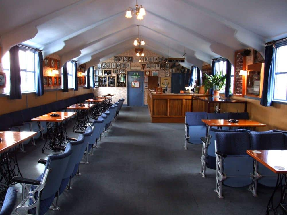 The Garrison Cinema Bar, Eden Camp; Plan Your Visit To This Iconic Attraction In North York Moors