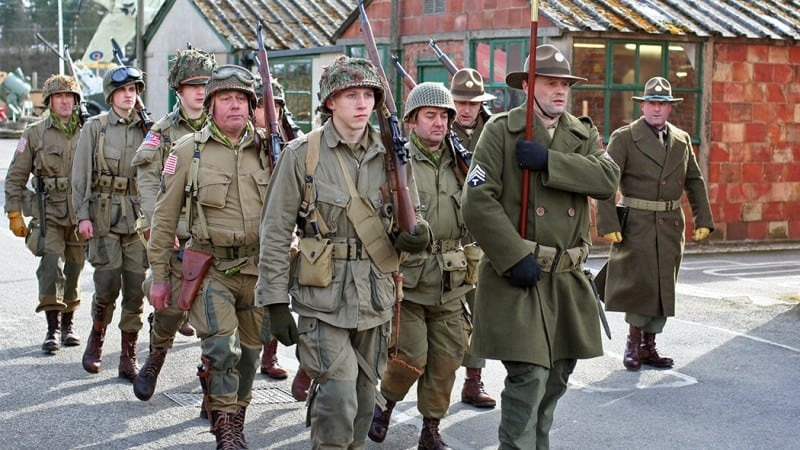 WWII Living History Weekend – NWW2A; Eden Camp Events